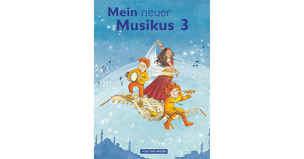 Mein neuer Musikus: 3. Schuljahr, Schülerbuch