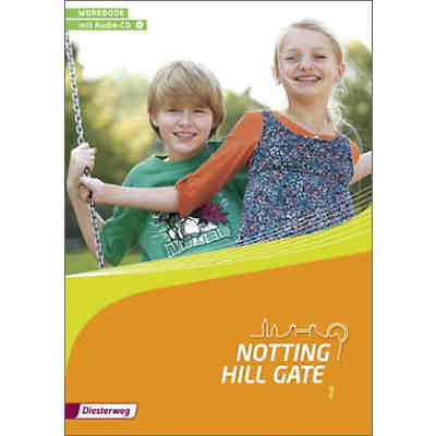 Notting Hill Gate, Ausgabe 2014: 5. Schuljahr, Workbook, m. Audio-CD