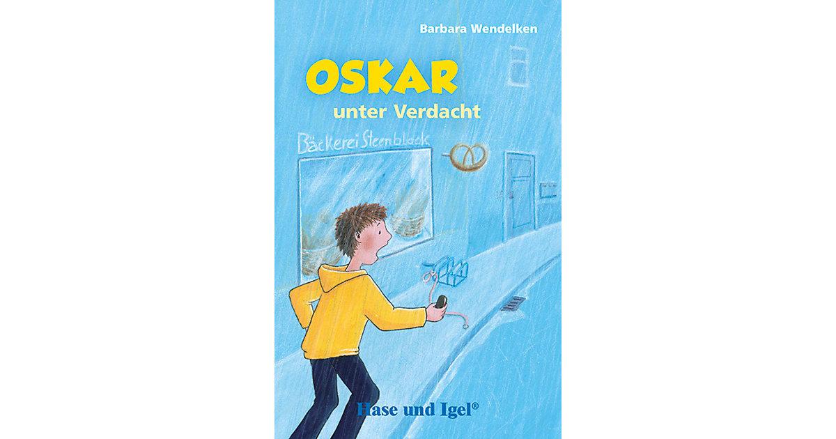 Oskar unter Verdacht, Schulausgabe [Att8:BandNrText: 6271]