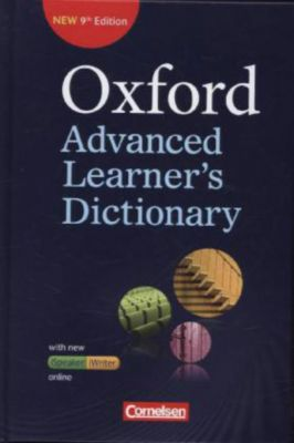Buch - Oxford Advanced Learner's Dictionary (9th Edition) mit Online-Zugangscode [Att8:BandNrText: 8018040]