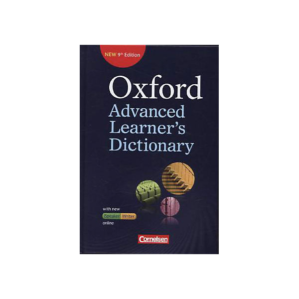 Oxford Advanced Learner's Dictionary (9th Edition) mit Online-Zugangscode [Att8:BandNrText: 8018040]