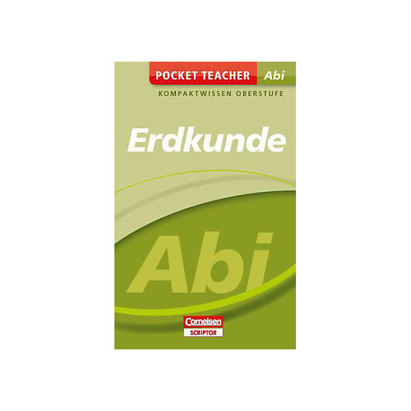 Pocket Teacher Abi Erdkunde