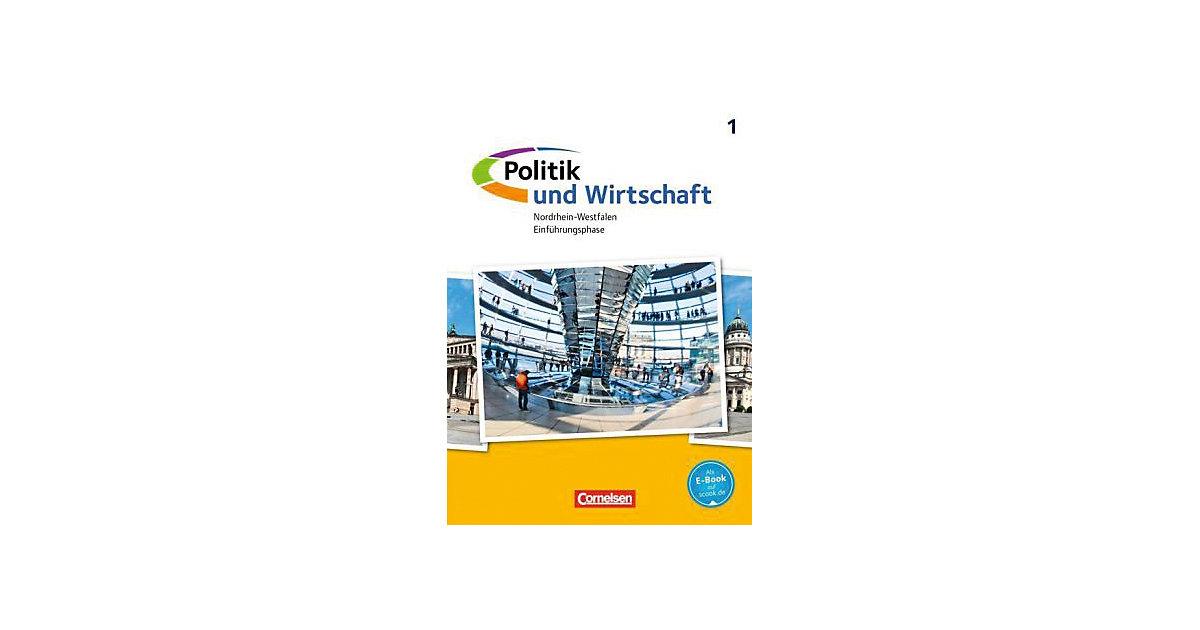 Politik und Wirtschaft, Oberstufe, Nordrhein-We...