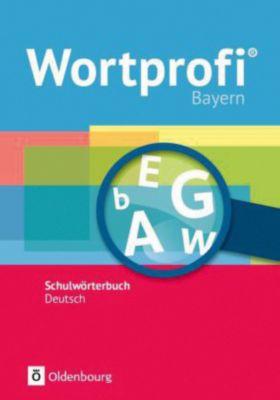 Buch - Wortprofię, Ausgabe Bayern
