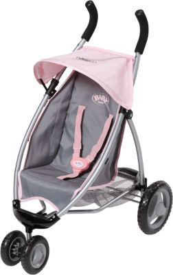 BABY born® Jogger Silber/Pink