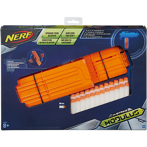 """Сет 1 """"Запасливый боец"""", NERF Modulus от Hasbro"""