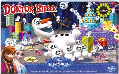 Disney Die Eiskönigin, Dr. Bibber