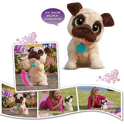 Игривый щенок Джей Джей, FurReal от Hasbro