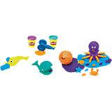 """Игровой набор """"Подводный мир"""", Play-Doh"""