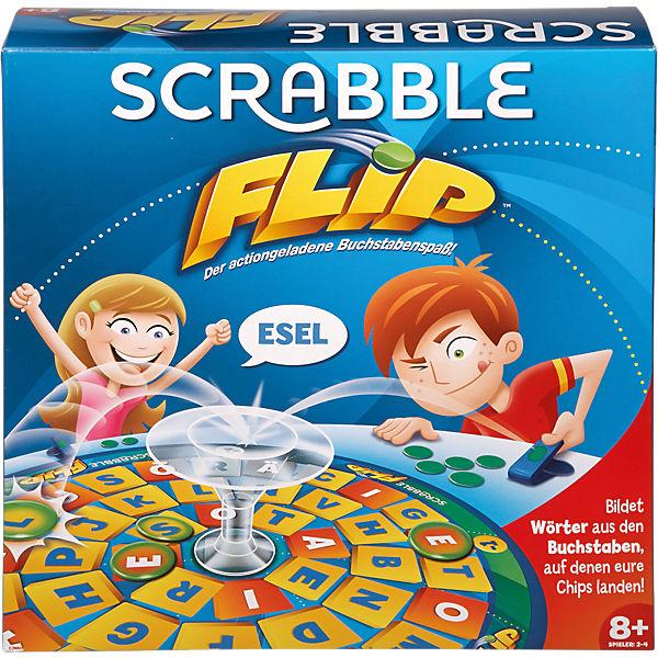 Scrabble Flip, Mattel Games | myToys