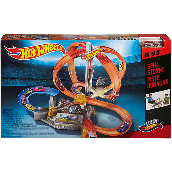 Hot Wheels Mega-Crash Superbahn