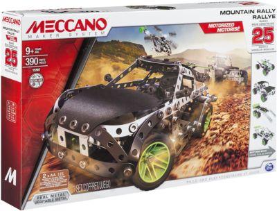 Meccano Mountain Rally (25 Modelle)