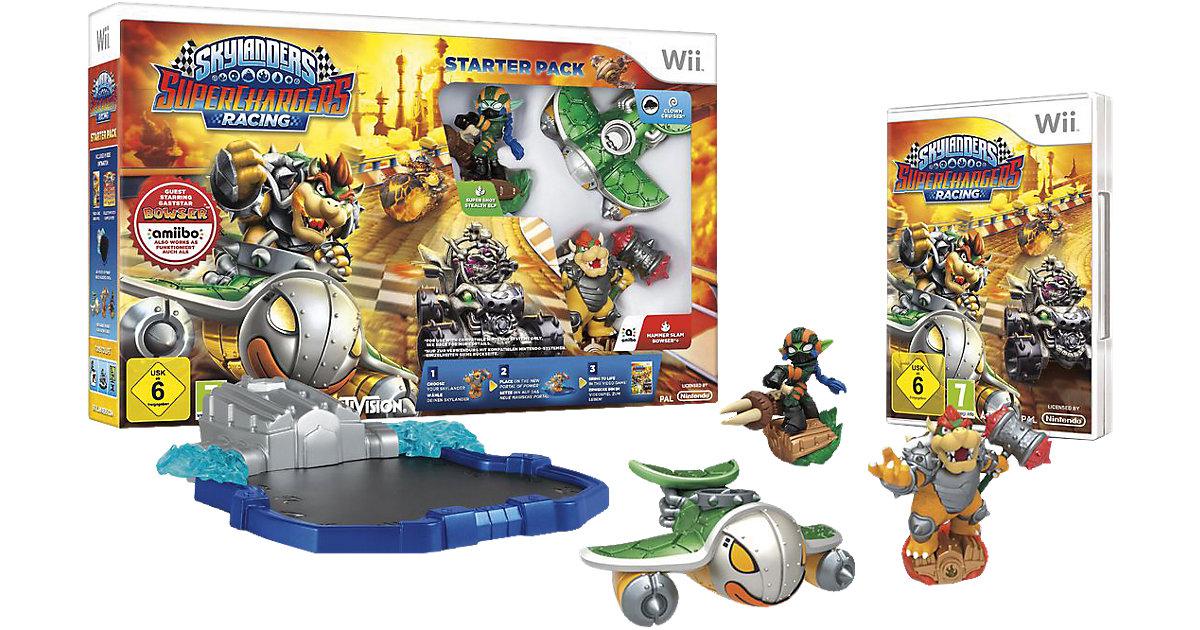 Vorschaubild von Wii Skylanders SuperChargers Racing Starter Pack