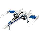 Сборная модель Звездные войны «Истребитель X-Wing Сопротивления» (1:50), Easykit
