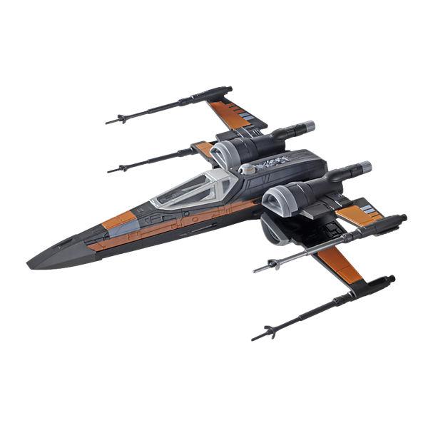 revell modellbausatz build play star wars poeas x wing fighter