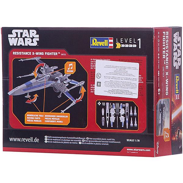 Сборная модель Звездные войны  «Истребитель Х-Wing» (1:78.), Собери и играй