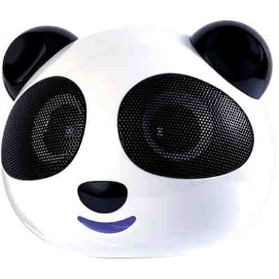 MP3 Spieler Panda mit USB- und SD Karten-Slot, | myToys