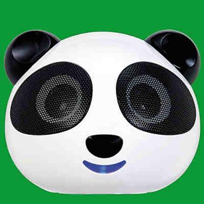 mp3 spieler panda mit usb und sd karten-slot