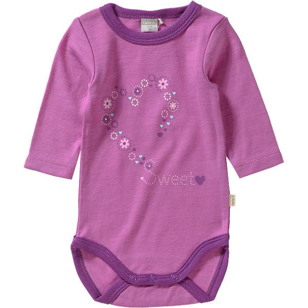 Original kaufen Großhandelsverkauf groß auswahl NAME IT Baby Body für Mädchen, Schurwolle, name it | myToys