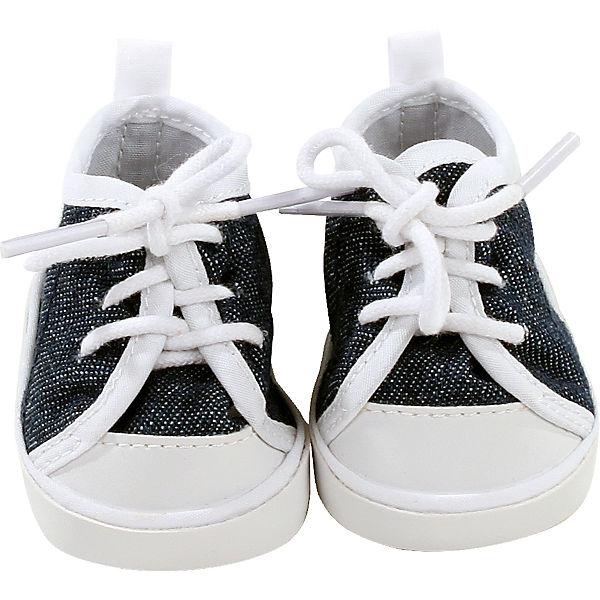 size 40 a80bc f4841 Puppenkleidung Schuhe, sneaker denim, 42 cm - 50 cm, Götz