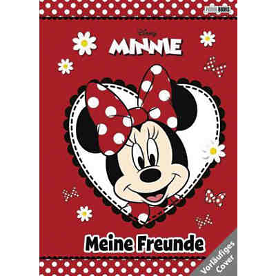 Disney Minnie Freundebuch