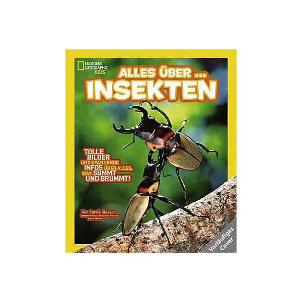 National Geographic Kids: Alles über Insekten