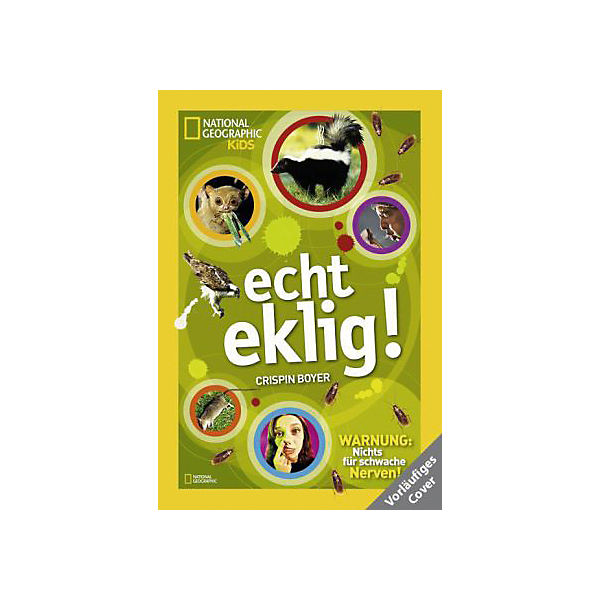 National Geographic Kids: echt eklig!