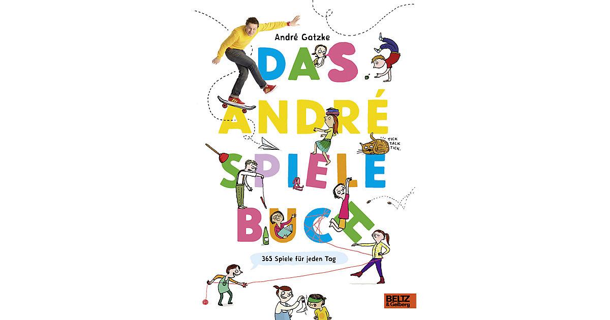 Beltz Verlag · Das André-Spielebuch