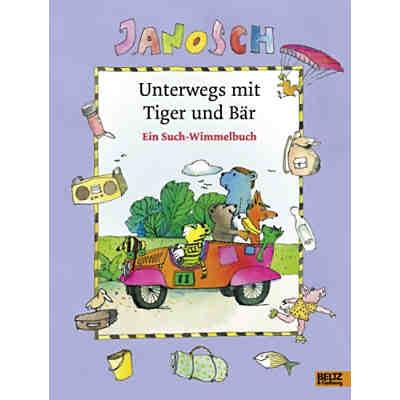 Unterwegs Mit Tiger Und Bär Janosch