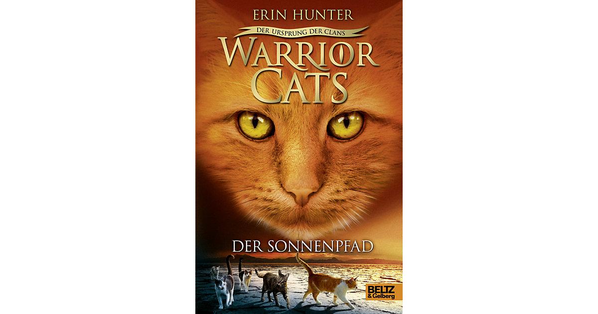 Warrior Cats - Der Ursprung der Clans: Der Sonn...