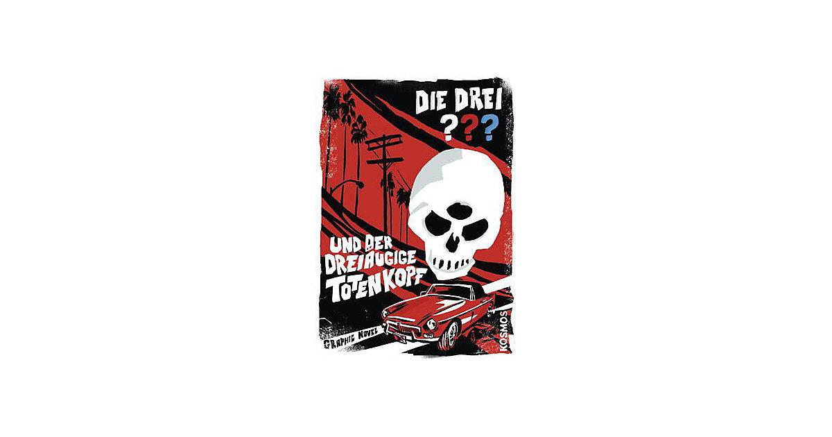 Die drei Fragezeichen und der dreiäugige Totenkopf