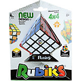 """Головоломка Rubik's """"Кубик Рубика"""" 4х4, без наклеек"""