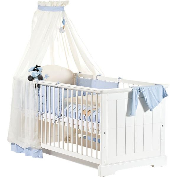 Kinderbett COTTAGE/CASSINI, weiß, 70 x 140 cm, Geuther | myToys
