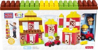 Mega Bloks First Builders - Freundliche Farm