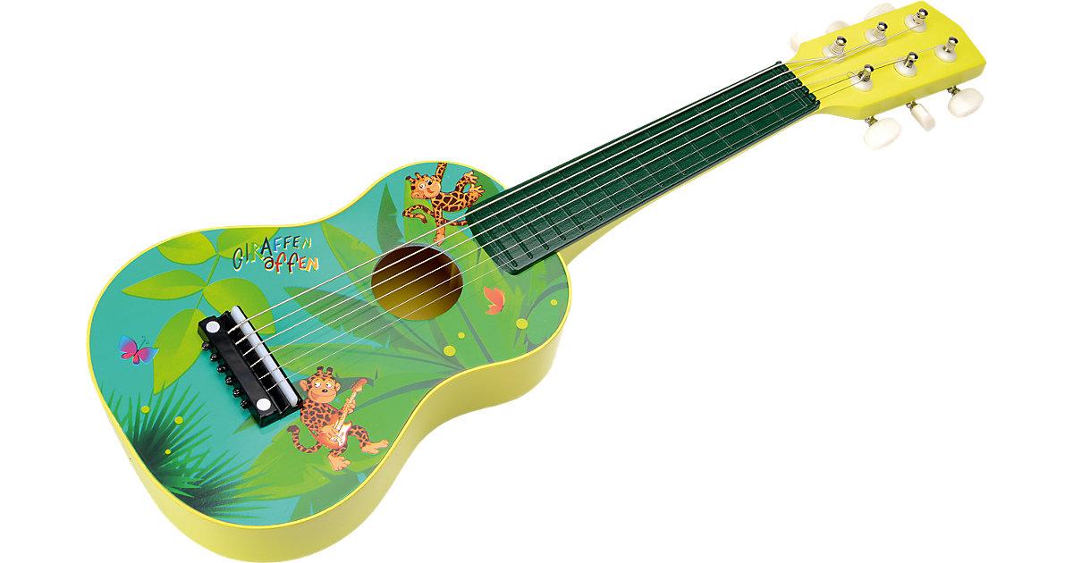 Gitarre Giraffenaffen, klein