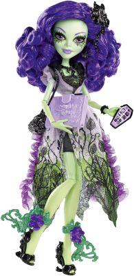 Monster High Finsternis und Blütenpracht Amanita Nightshade