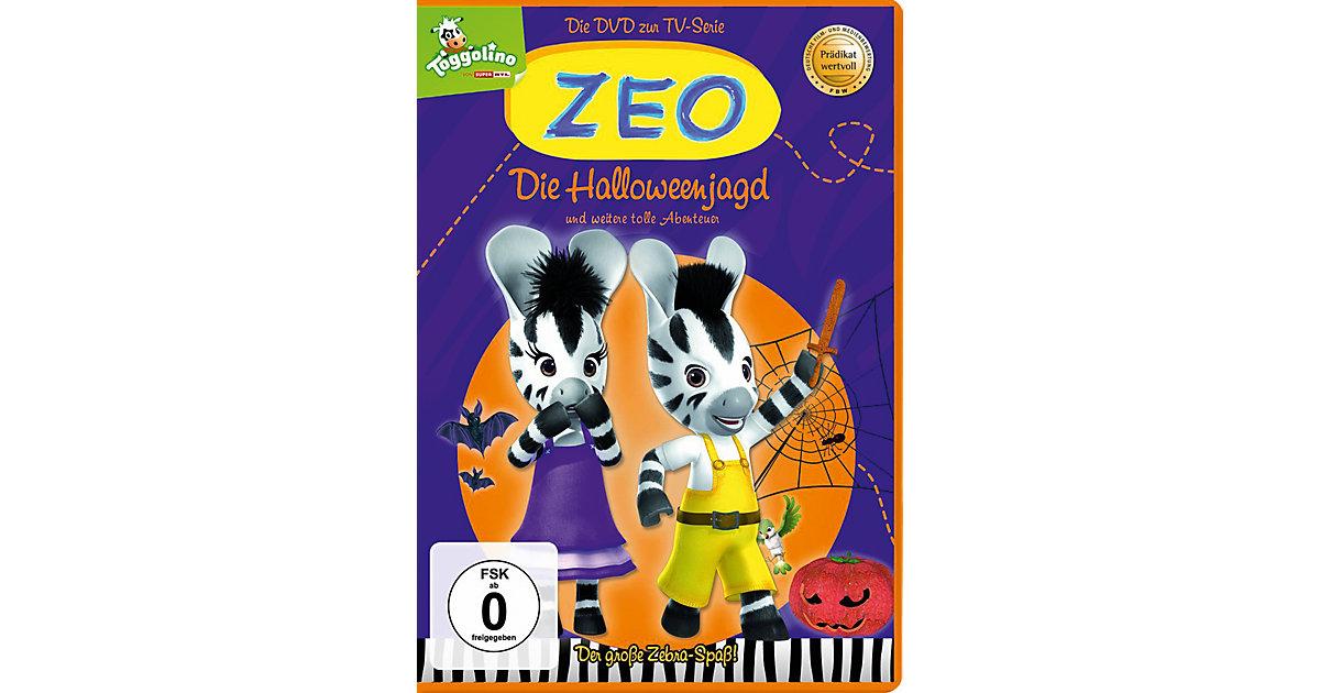 DVD ZEO - Die Halloweenjagd und weitere tolle A...