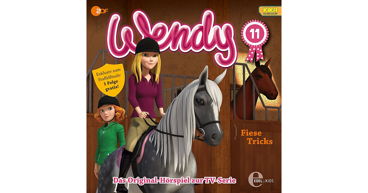 CD Wendy Flg. 11 - Fiese Tricks CD z.TV-Serie