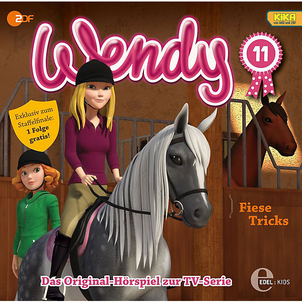 CD Wendy Flg. 11 - Fiese Tricks CD z.TV-Serie
