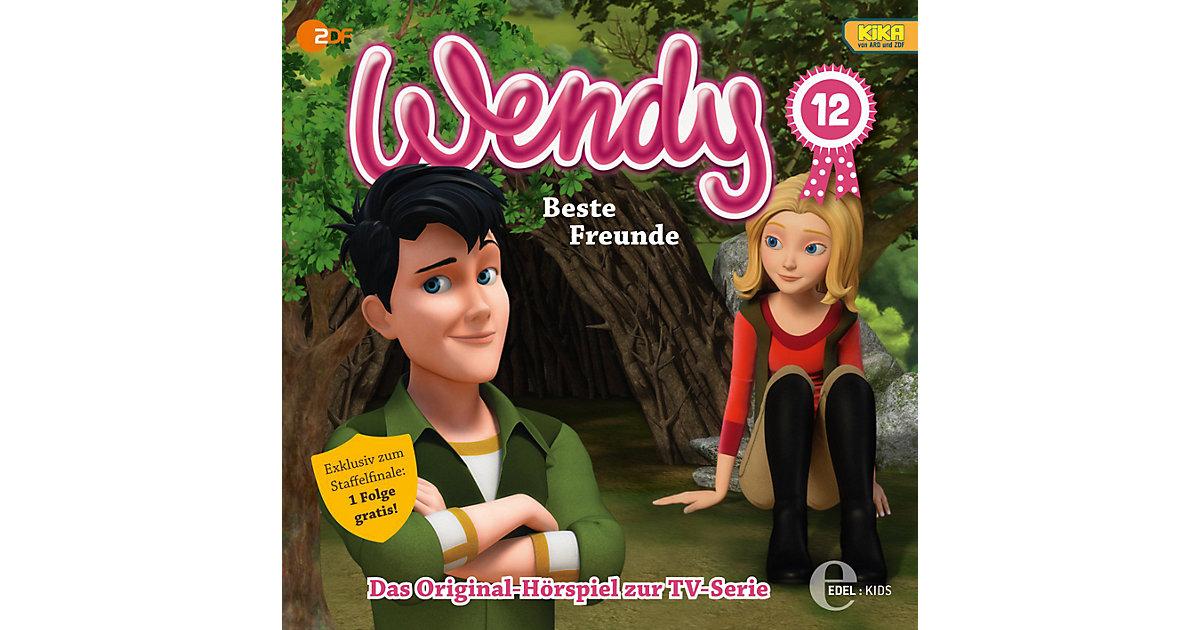 CD Wendy Flg. 12 - Beste Freunde CD z.TV-Serie