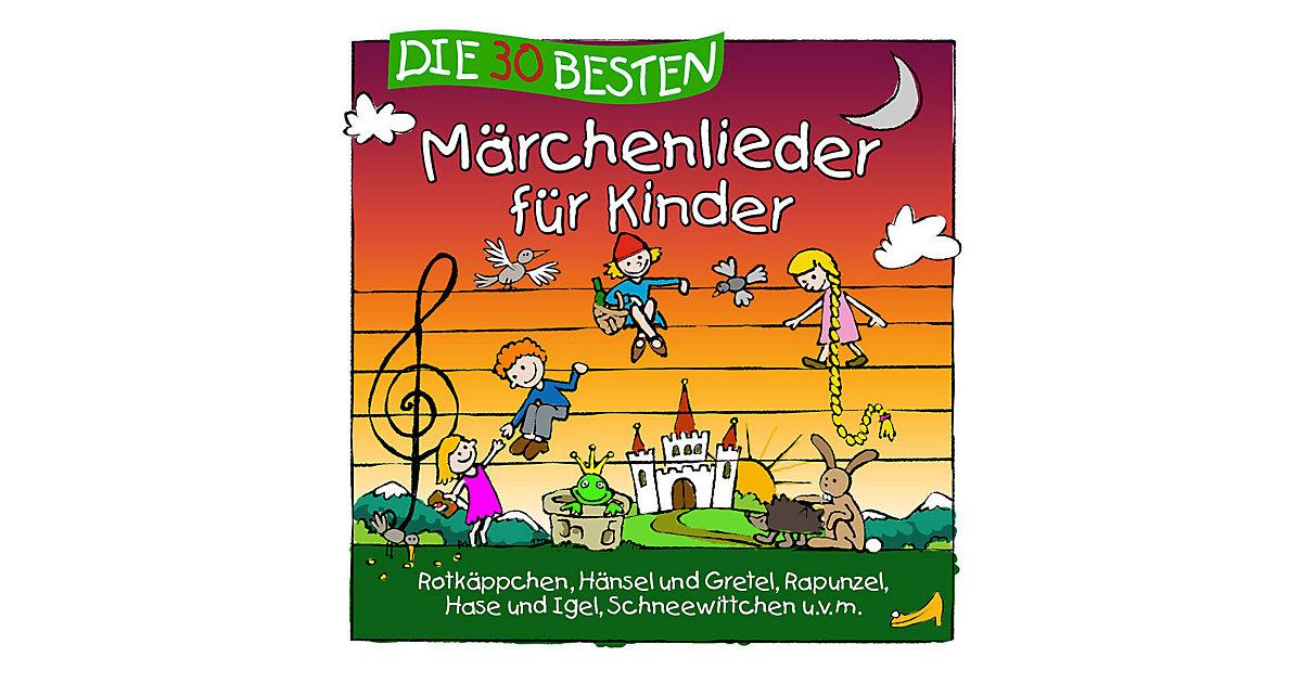 CD Die 30 besten Märchenlieder Kinder Kinder