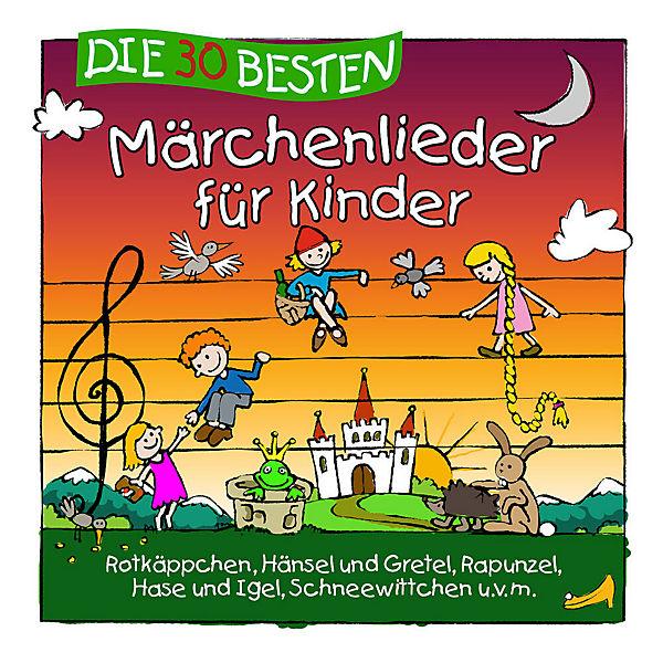 CD Die 30 besten Märchenlieder für Kinder Universal