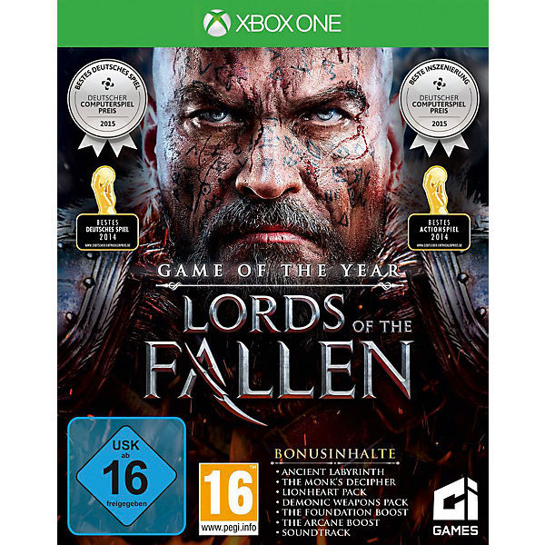 XBOXONE Lords of the Fallen GOTY