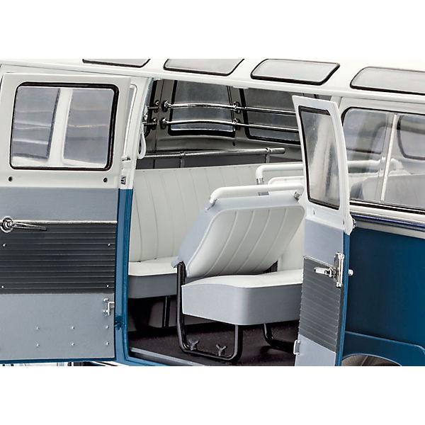 "Сборная модель Revell ""Автомобиль ""Volkswagen T1 Samba Bus"""