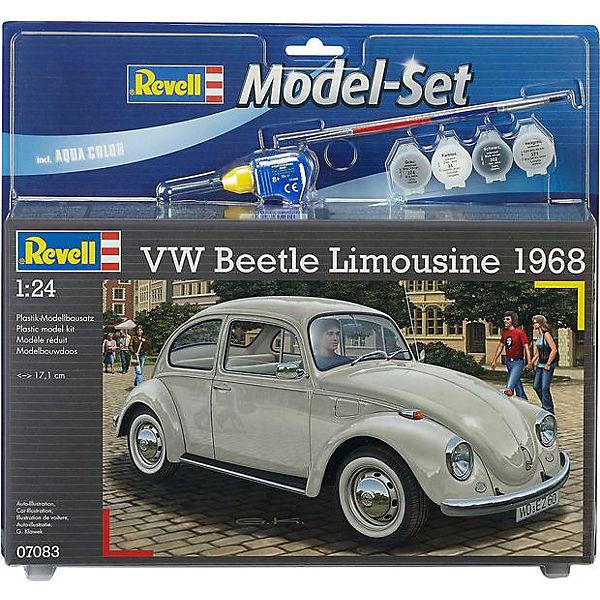 """Автомобиль VW Beetle Limousine"", Revell"