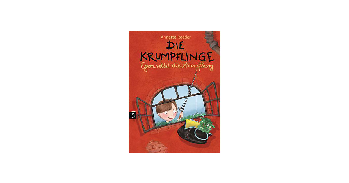 Die Krumpflinge: Egon rettet die Krumpfburg