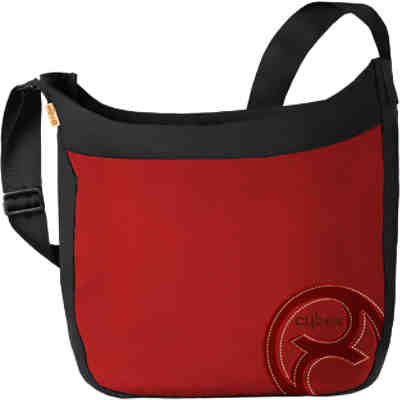 Wickeltasche, Red