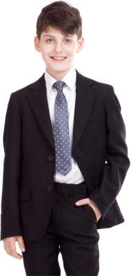 Пиджак для мальчика Gulliver - черный