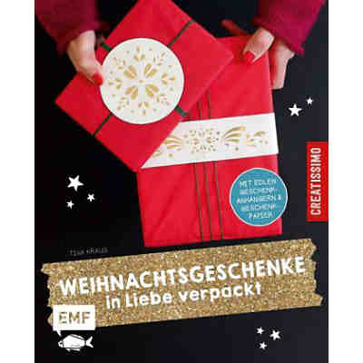 creatissimo weihnachtsgeschenke in liebe verpackt tina. Black Bedroom Furniture Sets. Home Design Ideas