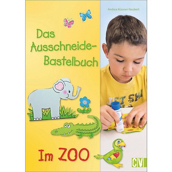 Das ausschneide bastelbuch im zoo andrea k ssner neubert mytoys - Neubert gartenmobel ...